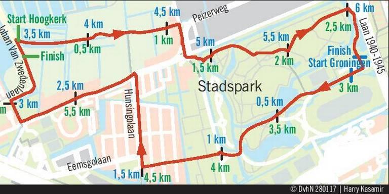 01 4mijl Hoogkerk
