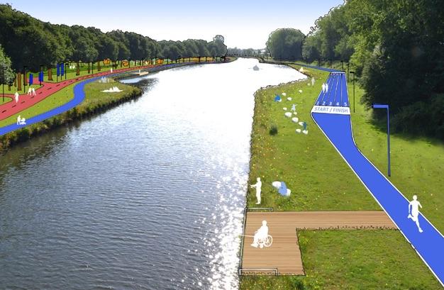 01 Water Sportkanaal Tilburg