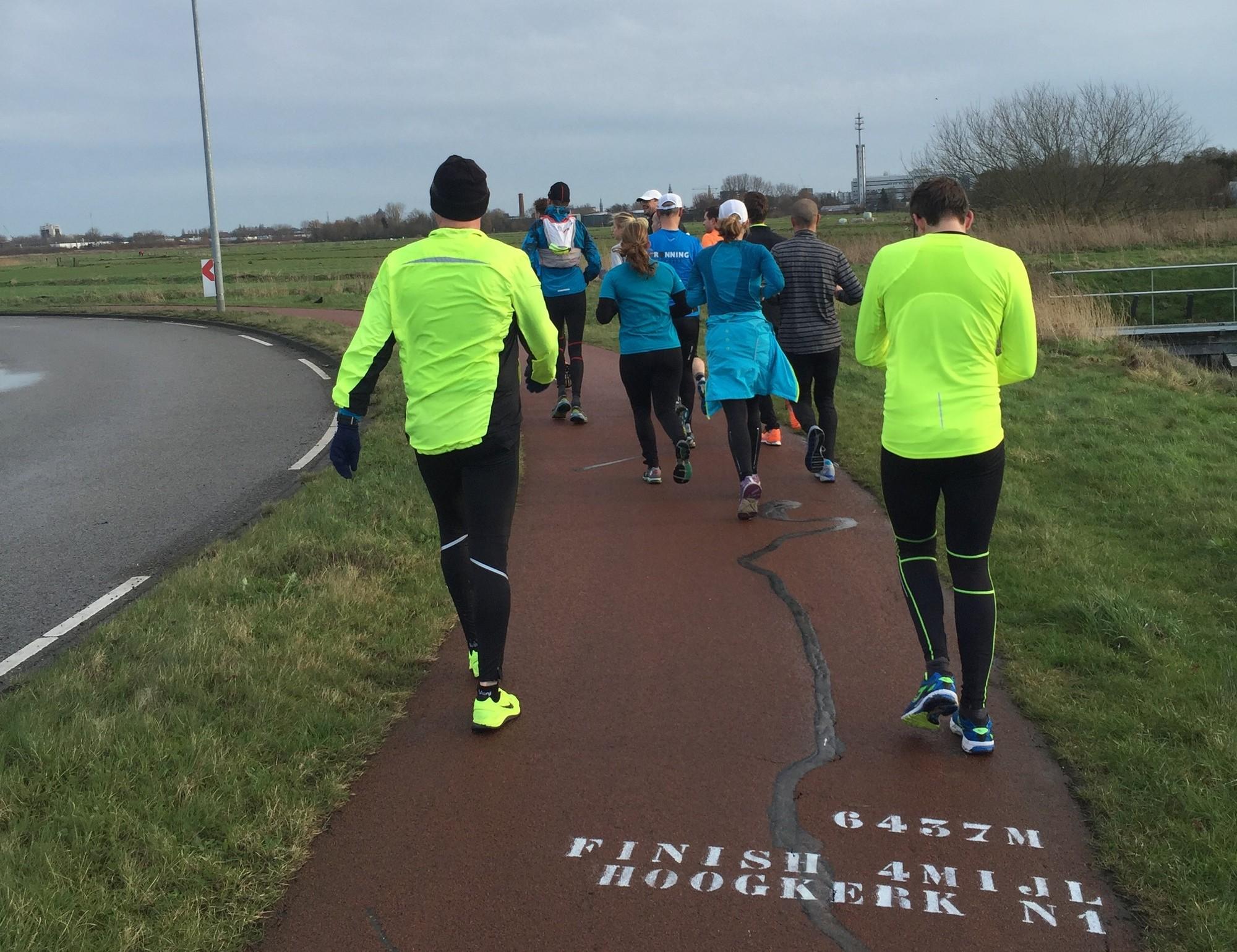 4-mijl Route Hoogkerk