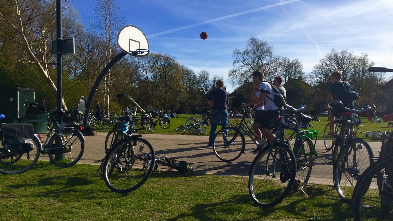 Let's Gro: Sport en beweging
