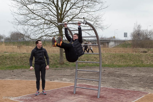 Outdoor Fitness Reitdiep