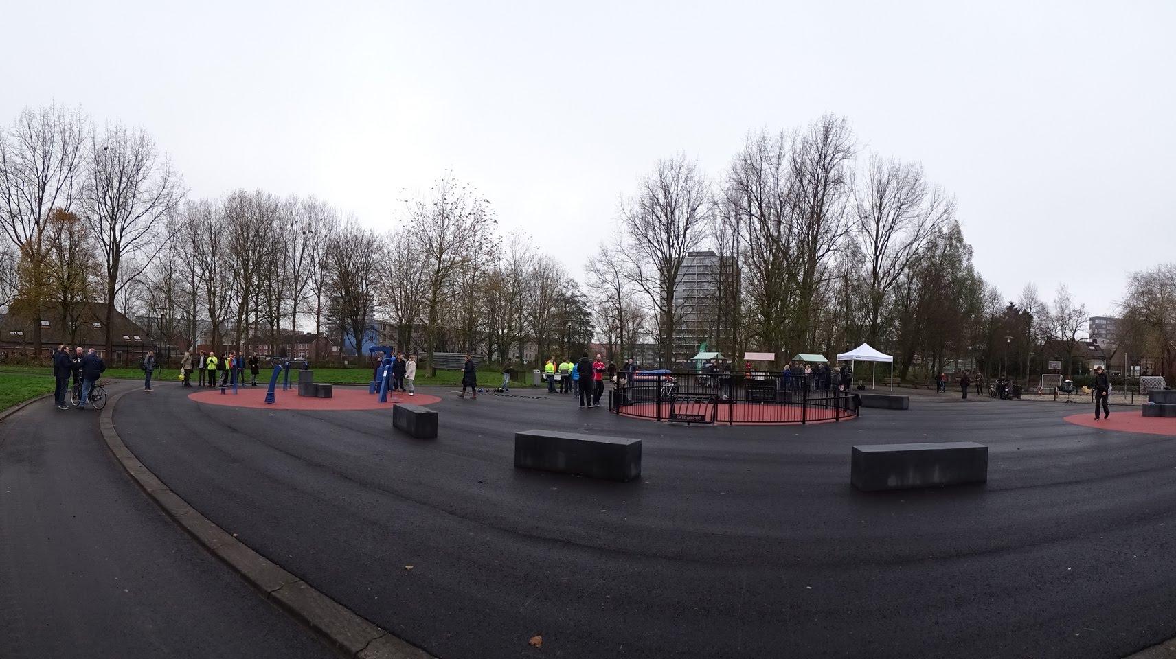 Opening Vernieuwde Diamantpark Vinkhuizen