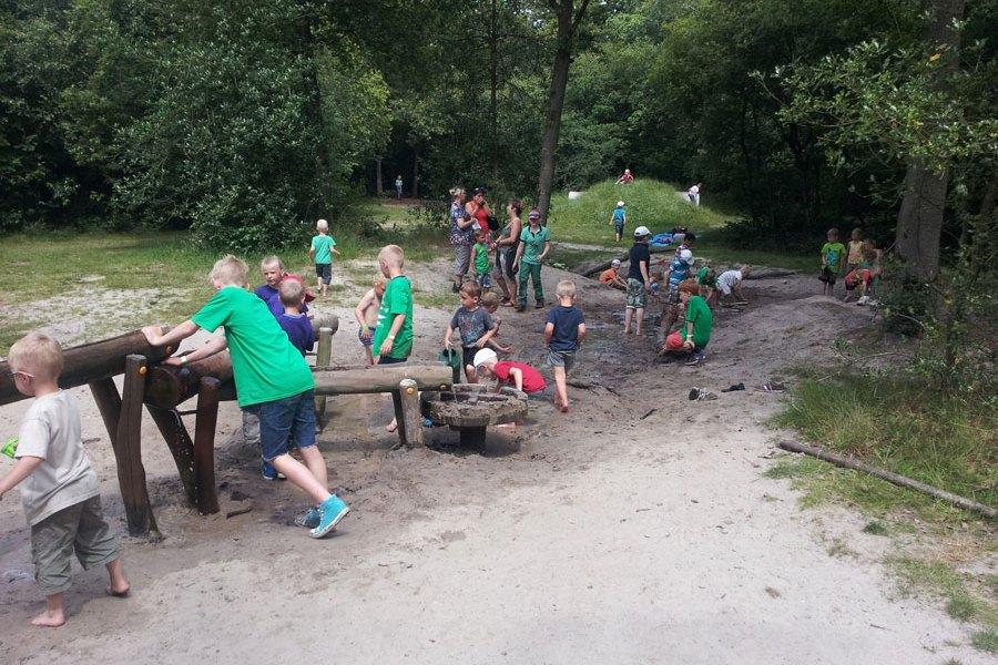 Speelbossen In Friesland