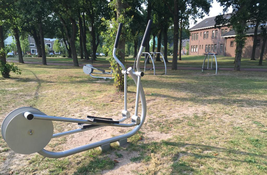 Fitness Parkoers (Sneek)