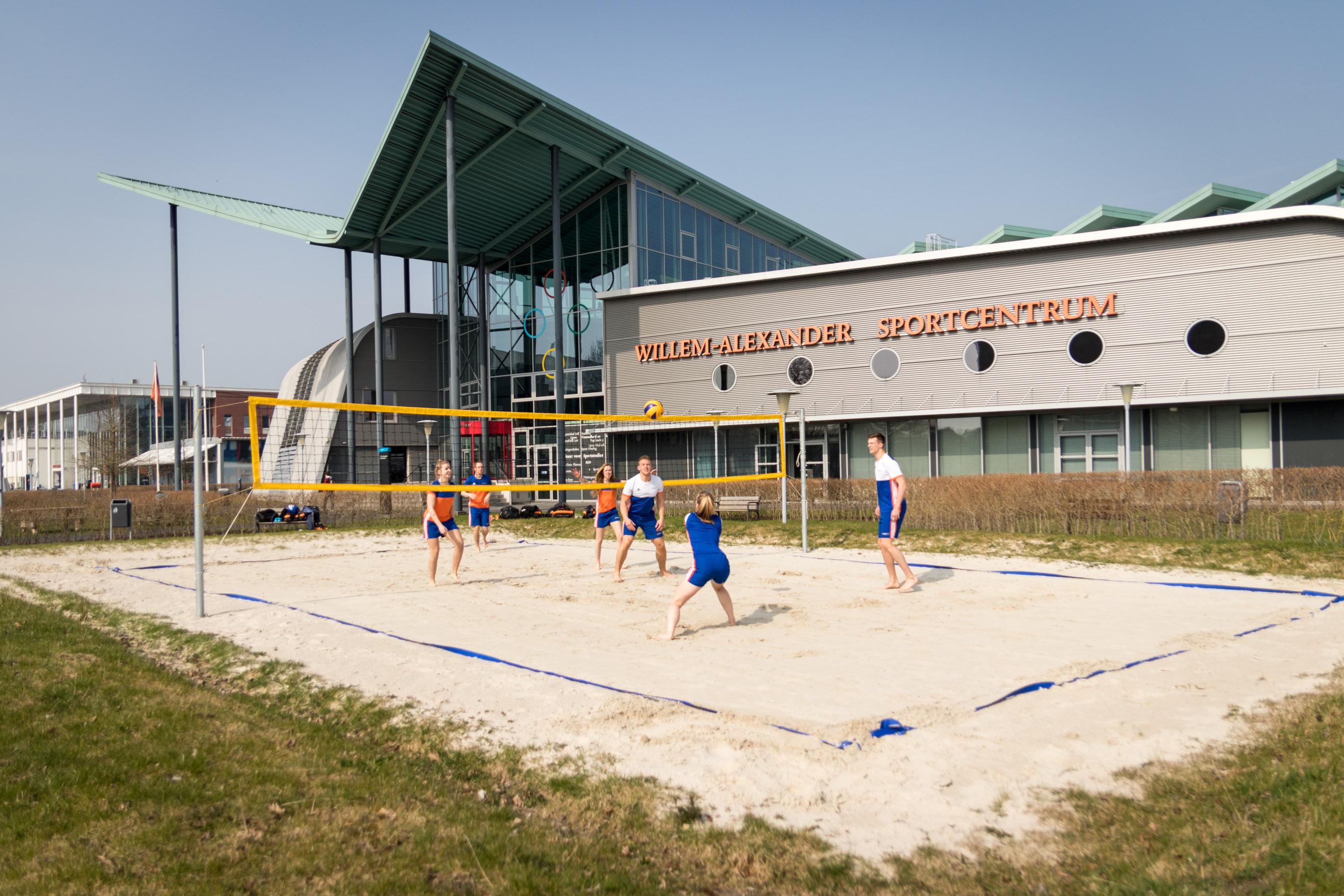 Ontwikkeling beweegpark Active Ageing Campus als broedplaats voor innovatie