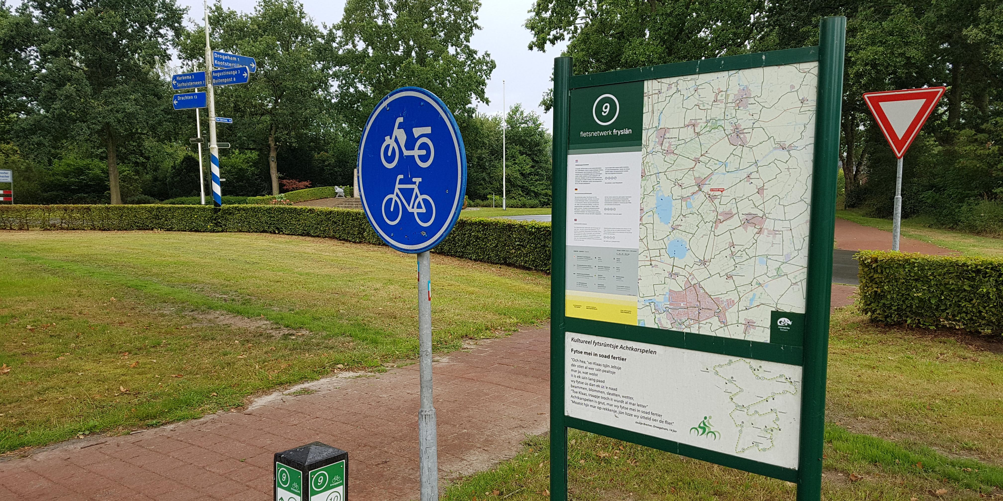 Fietsnetwerk Fryslân