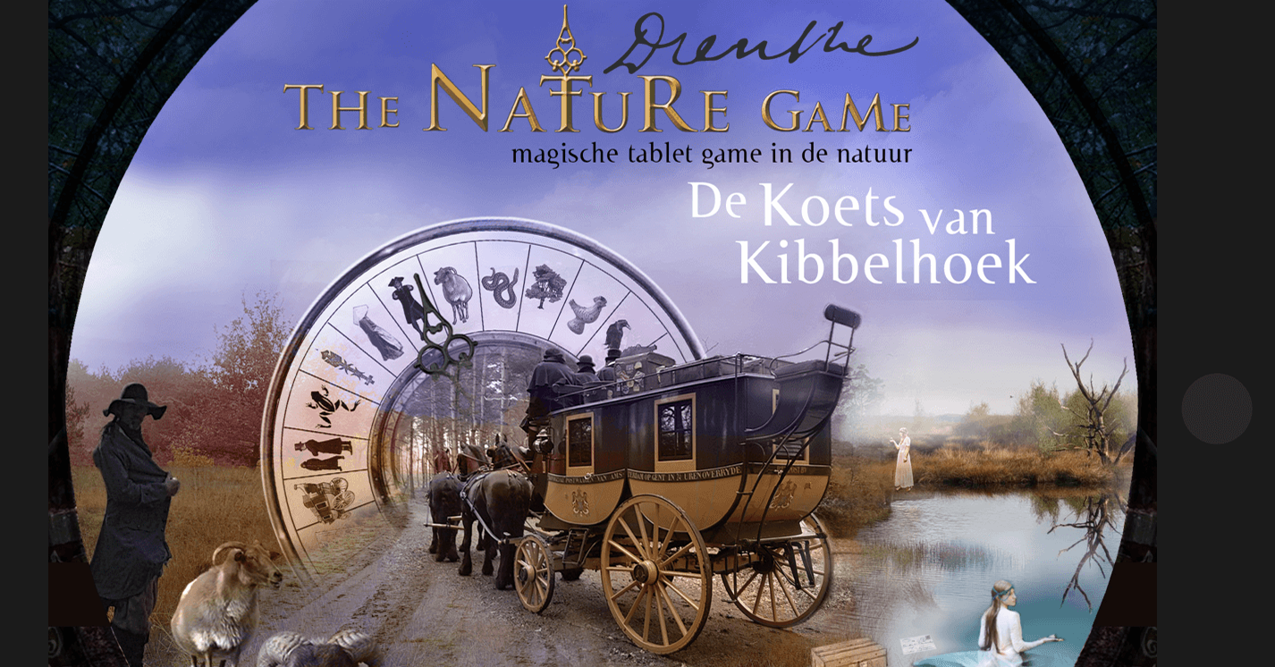 The Nature Game Drenthe