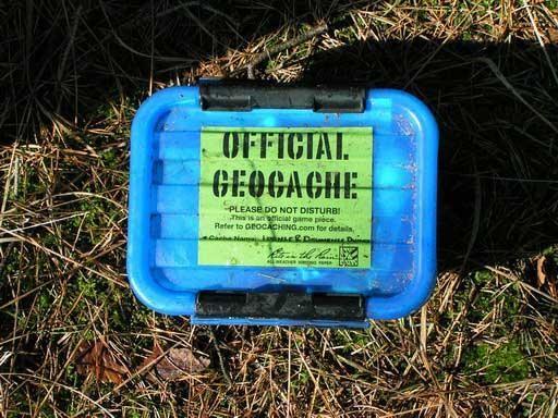 Geocaching (Ameland)