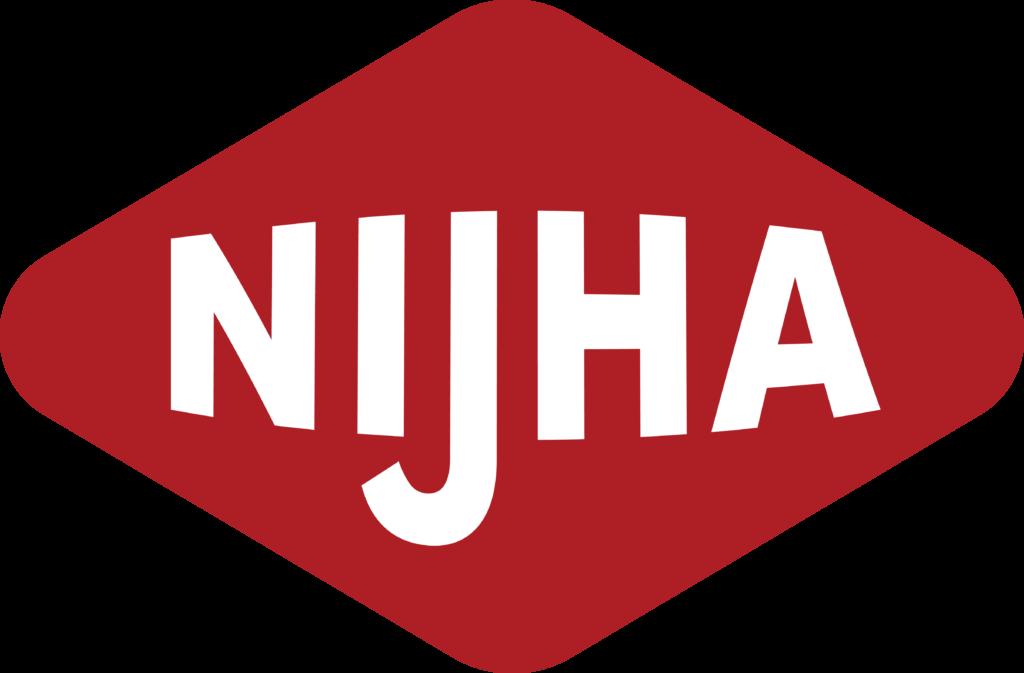 Logo Nijha CMYK