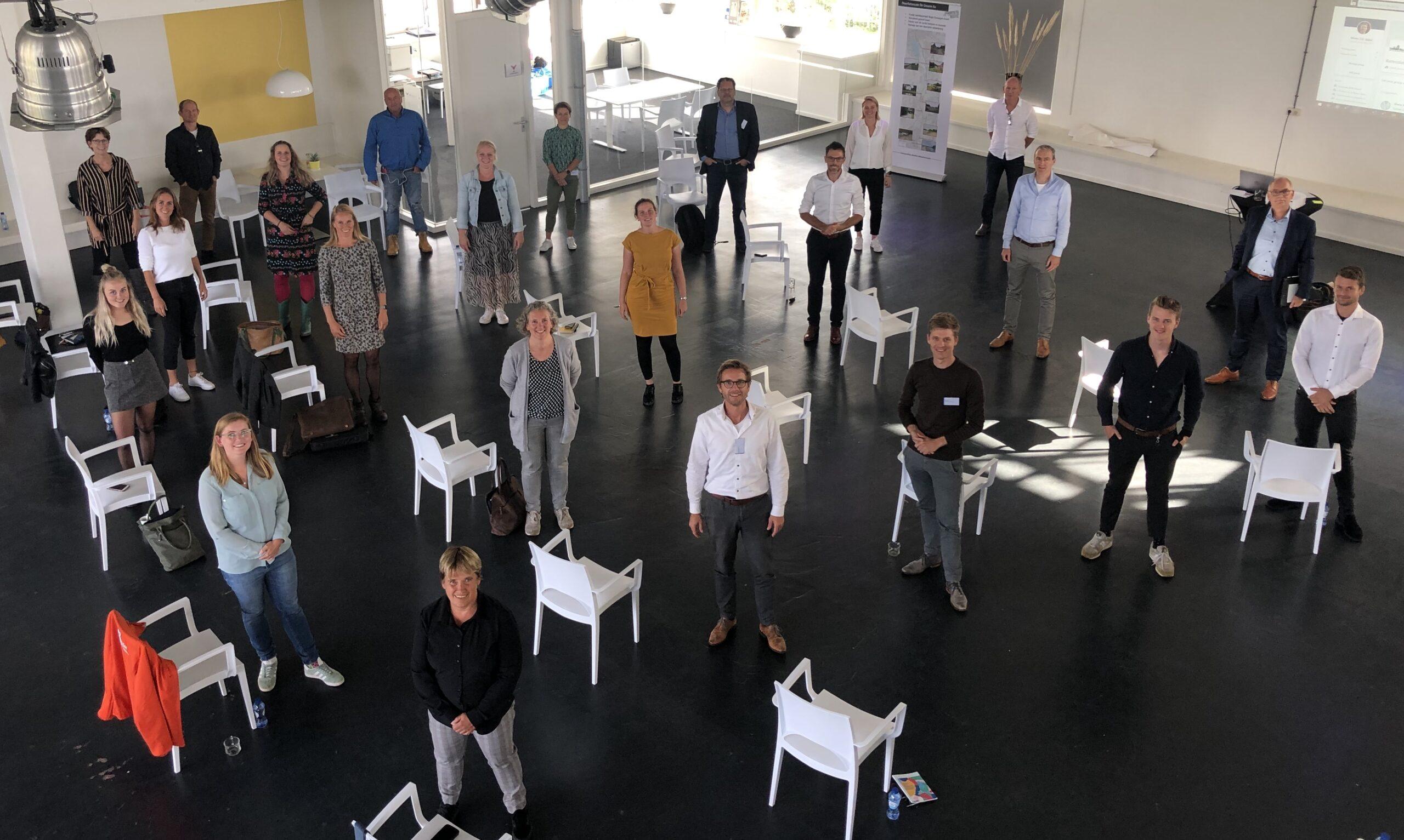 Twaalf Nieuwe Partners Bij Netwerkbijeenkomst KennisLab BIOR Noord