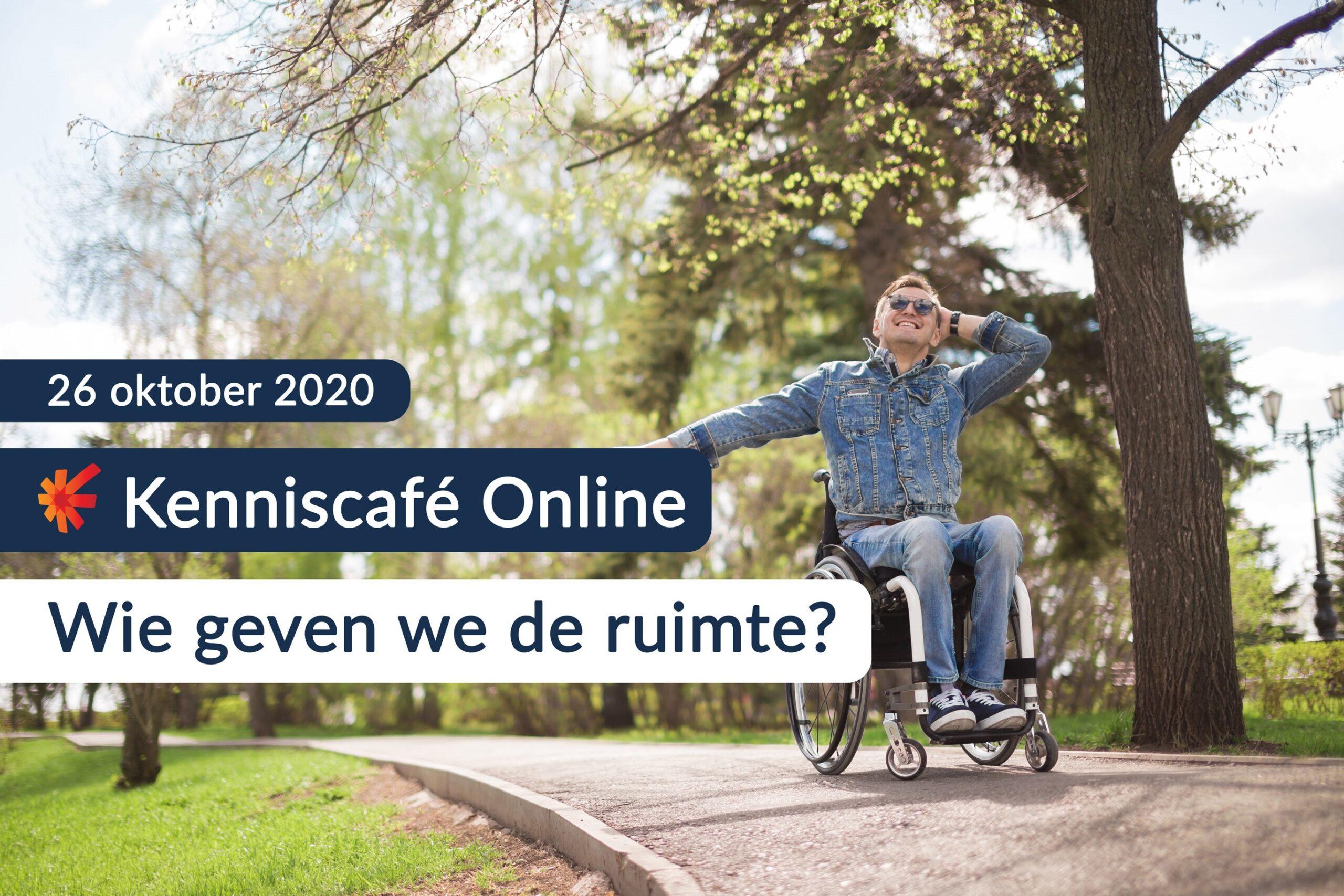 Kenniscafé Sport & Bewegen Online: Wie Geven We De Ruimte?