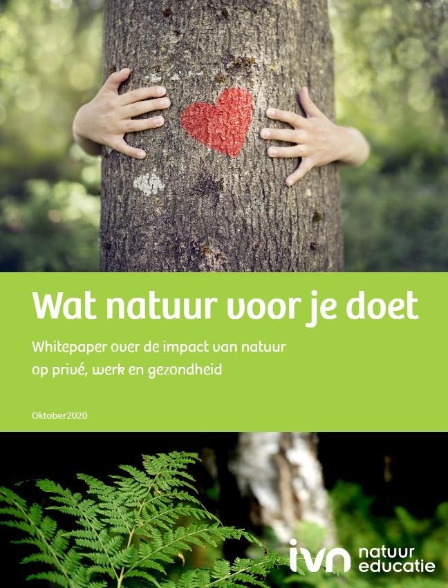 Wat natuur voor je doet