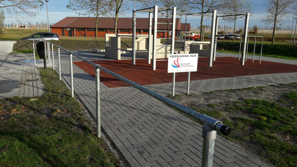 Freerunpark sportstad – Antea Group